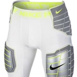 Nike Pro Hyperstrong Hard Plate 3/4 Padded Shorts